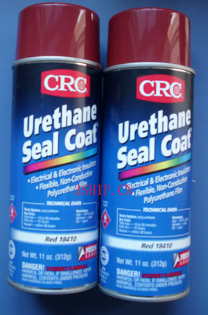 Seal Coat Urethane Coating
